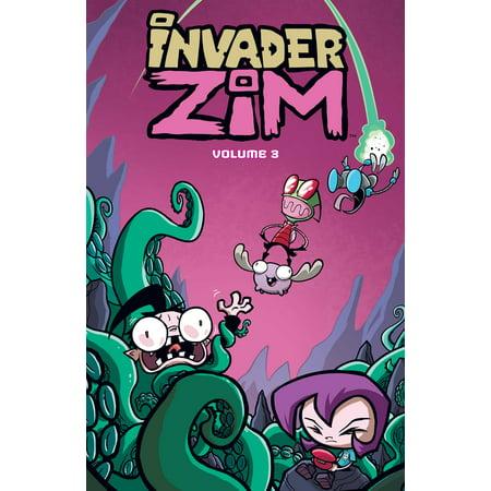 Invader ZIM Vol. 3 - Invader Zim Episode Halloween