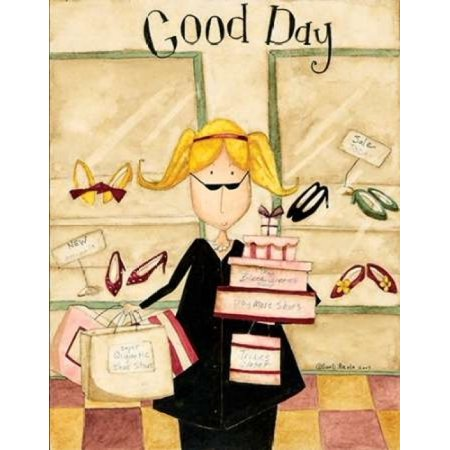 Good Day Poster Print by Dan DiPaolo - Item #
