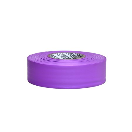 Presco Taffeta Roll Flagging Tape: 1-3/16 in. x 300 ft. (Purple)