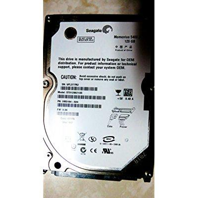5400rpm 8mb Notebook Hard Drive - Seagate 120GB 5400RPM 8MB SATA/150 2.5-Inch 9.5mm Notebook Hard Drive
