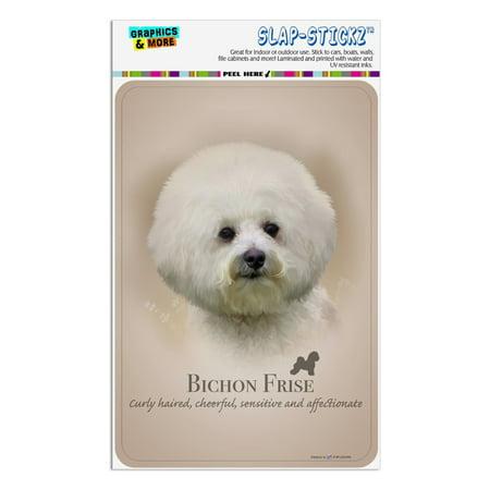 Bichon Frise Dog Breed Home Business Office Sign Bichon Frise Dog Art
