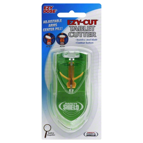 Ezy Dose Ezy-Cut Tablet Cutter