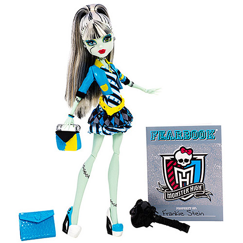 Monster High Dot-Dead Gorgeous Party Doll, Lagoona
