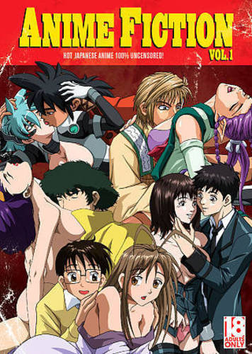 Anime Fiction DVD 1 [DVD] by BAYVIEW ENTERTAINMENT