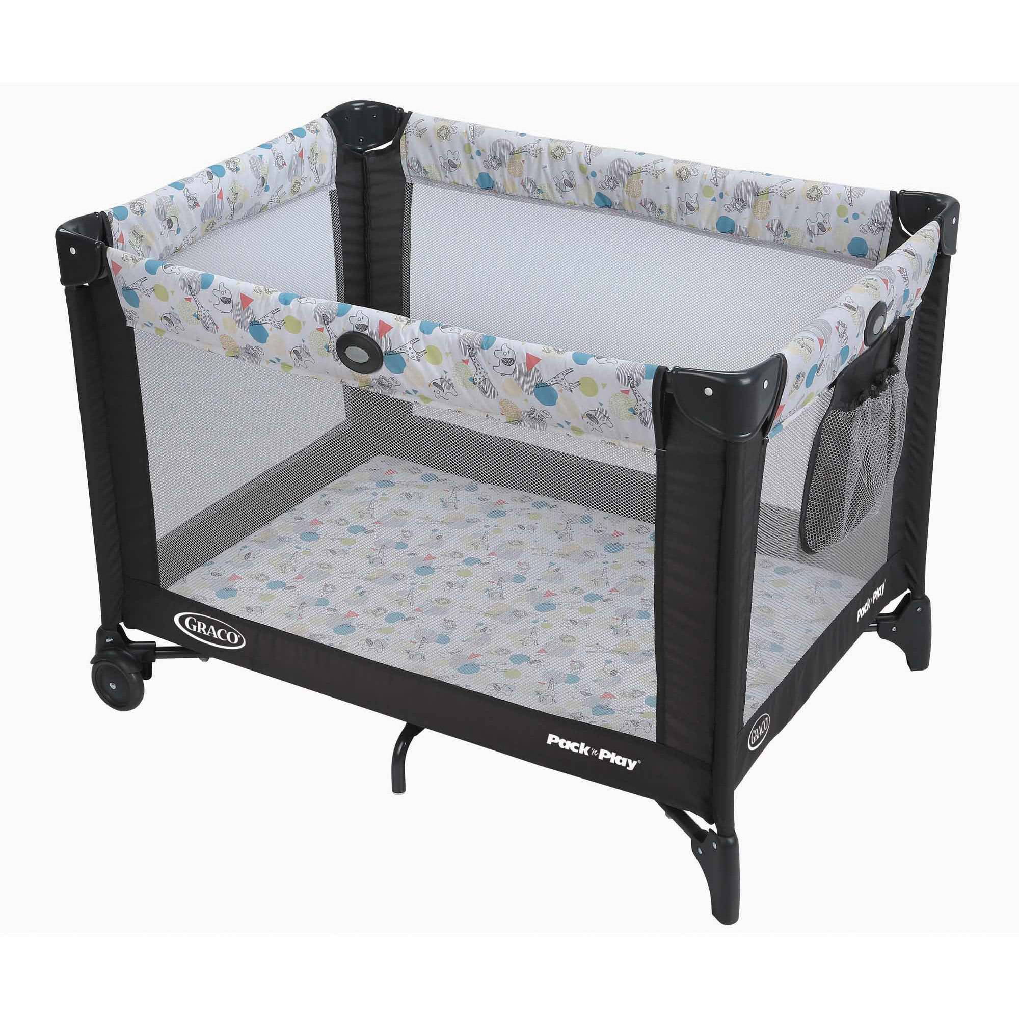 Graco Pack n Play Playard Baby Play Yard Carnival Walmart