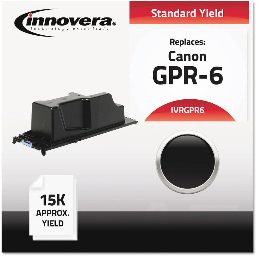 Innovera Compatible with 6647A003AA (GPR6) Black Toner Cartridge