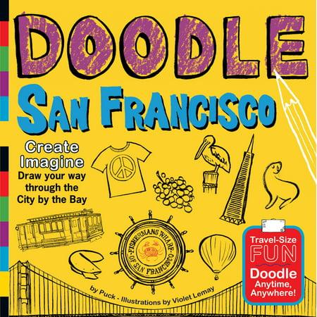 Doodle San Francisco - Paperback