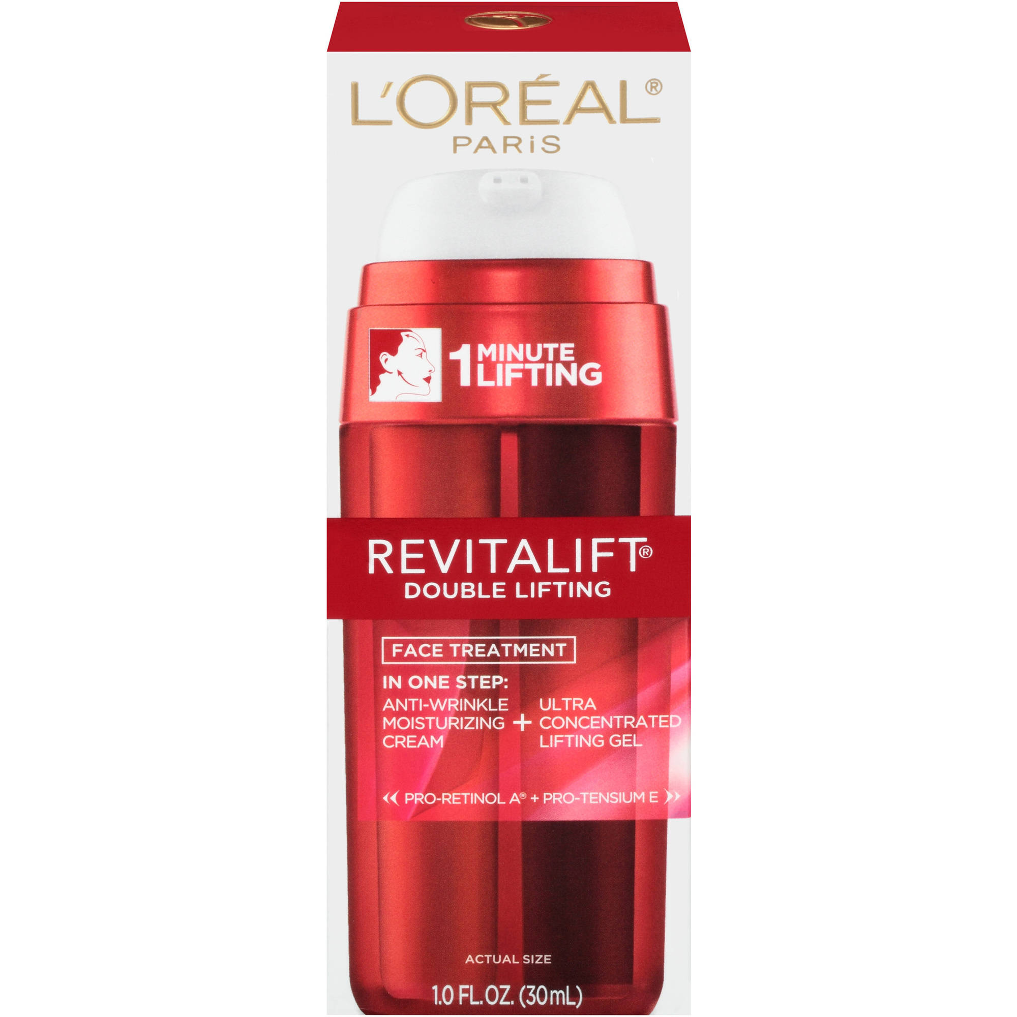 L'Oreal Paris Revitalift Anti Wrinkle + Firming Night Cream - Walmart.com