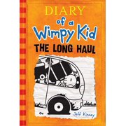 The Long Haul (Diary of a Wimpy Kid #9) - eBook