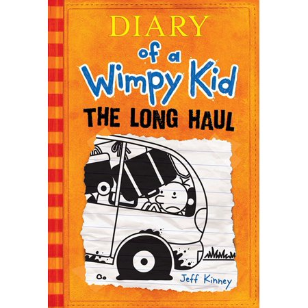 The Long Haul (Diary of a Wimpy Kid #9) - eBook (Diary Of A Wimpy Kid Halloween Costume)
