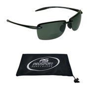 Best Golf Sunglasses - proSPORT Polarized Bifocal Reading Sunglasses | Fishing Golf Review
