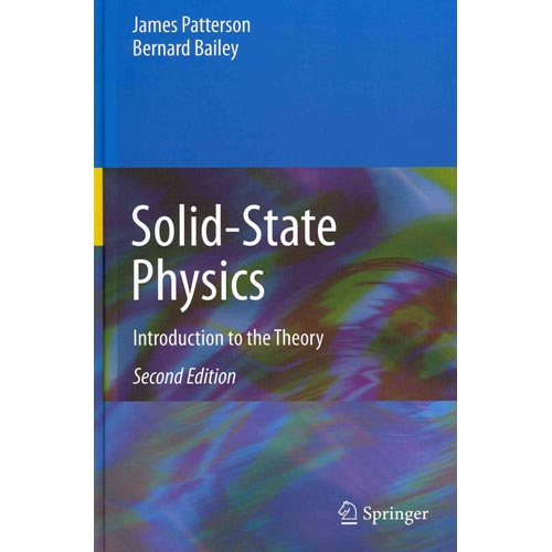 Solid-State Physics: Introduction to the Theory