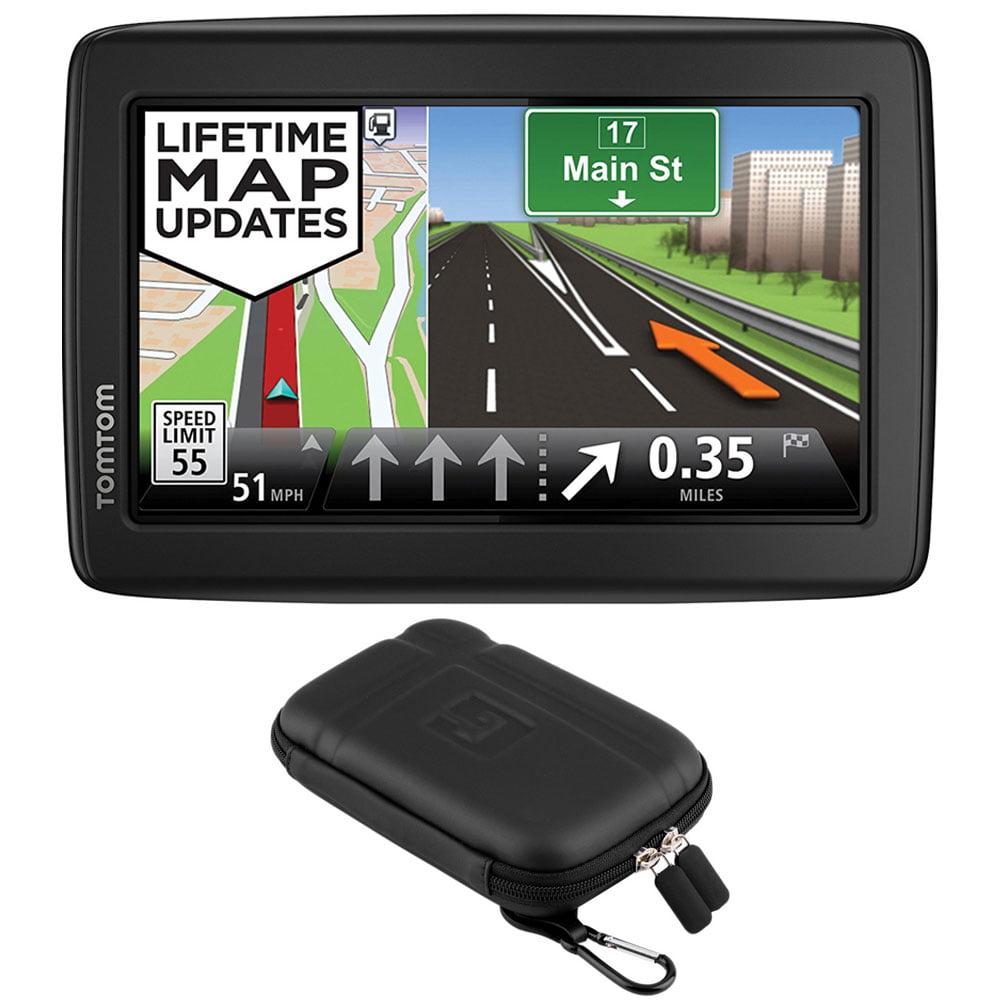 "TomTom VIA 1505M WTE 5"" Portable Touchscreen Car GPS Navi..."