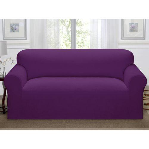 Kathy Ireland Home Day Break Polyester Sofa Slipcover