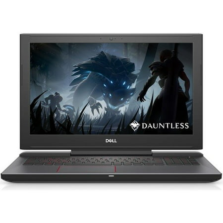 "Dell G5 Gaming Laptop 15.6"" Full HD, Intel Core i7-8750H, NVIDIA GeForce GTX 1050 Ti 4GB, 1TB HDD + 256GB SSD Storage, 16GB RAM, G5587-7835BLK-PUS"