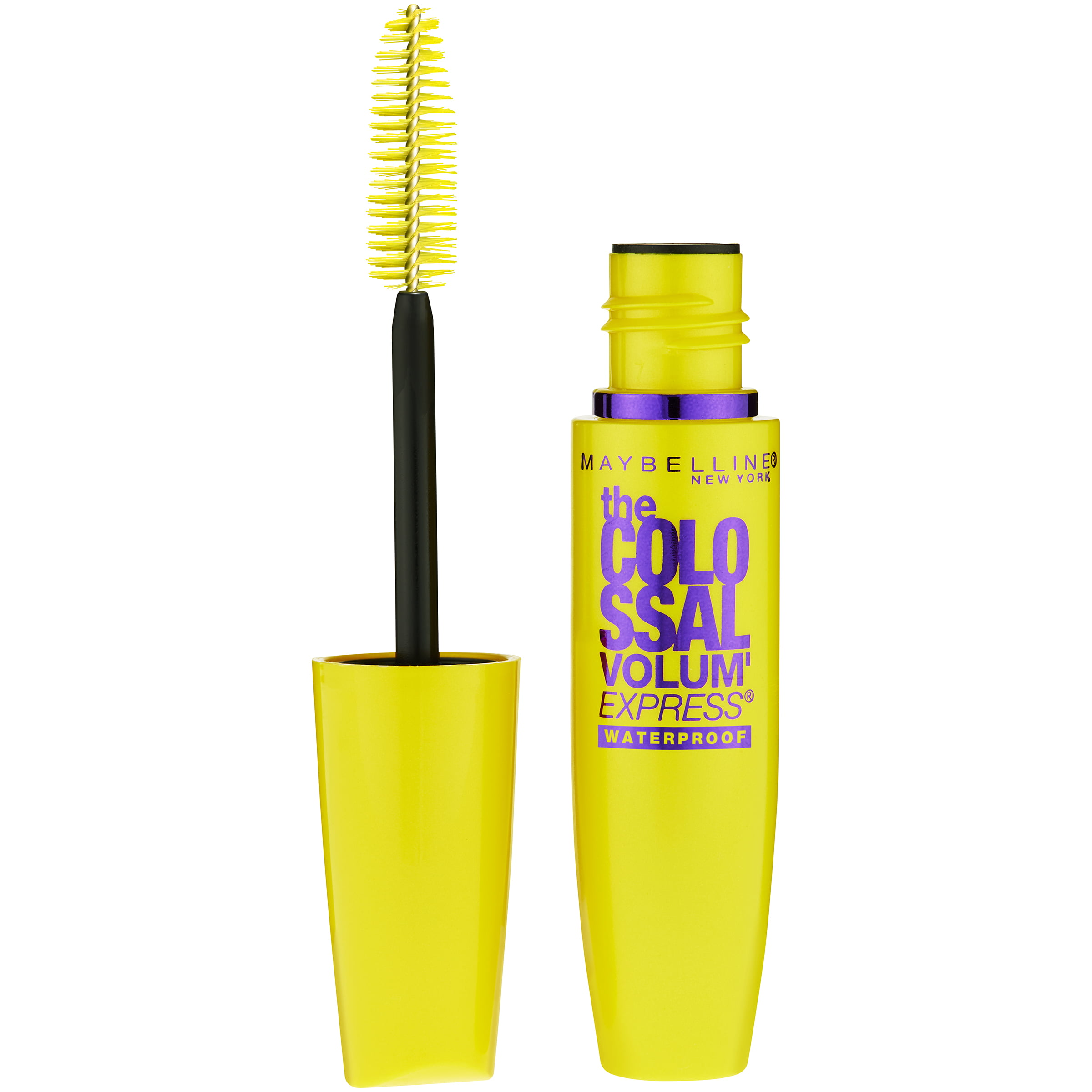 8c4514d4d50 Maybelline The Colossal Waterproof Mascara, Glam Black - Walmart.com