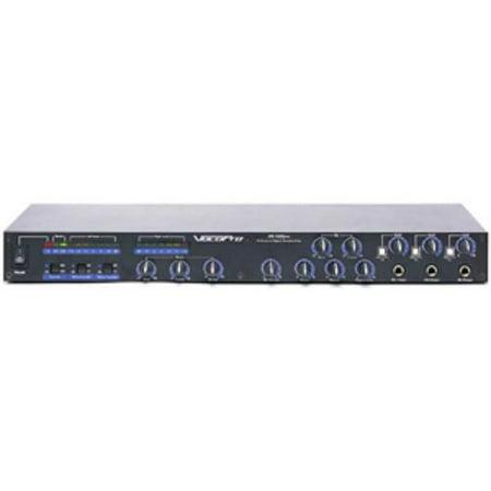 VocoPro DA1000 PRO 3 Mic Digital Echo Mixer (Best Digital Mixer For Logic Pro X)