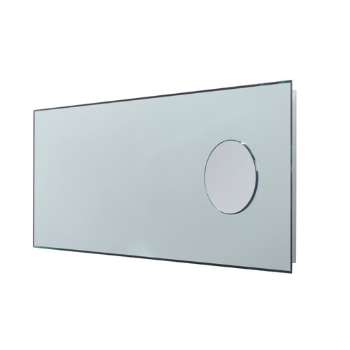 WS Bath Linea Beveled Bathroom Mirror