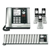 VTech UP416 Main Console with UP406-14 Desksets & UP407-3 Cordless Handset