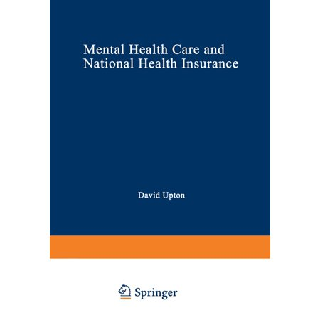Mental Health Care and National Health Insurance -