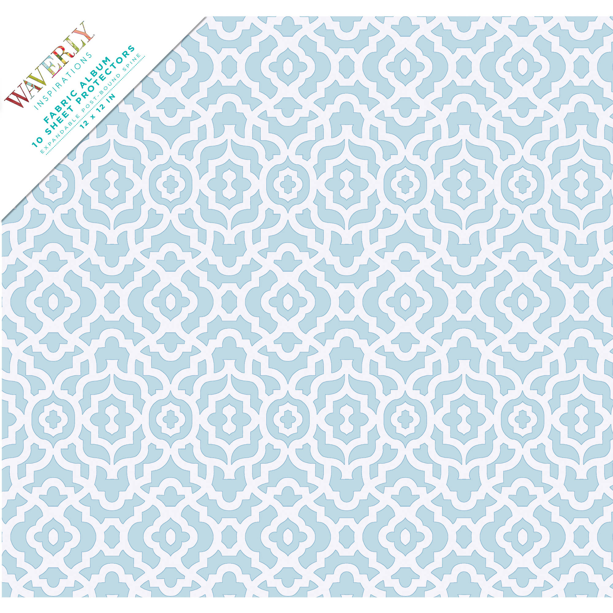 "Colorbok 12"" Sky Lattice Album"