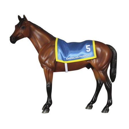 Classics American Pharoah Horse Toy Model, He
