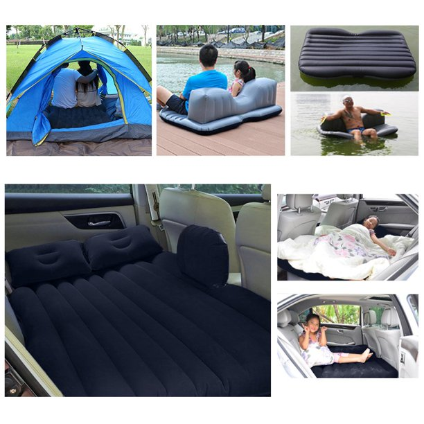 Juslike Camping Series Twin Camping Airbed Twin Size Air ...