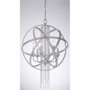 ZEEV P30012-6-SL Cascade Ceiling Pendant Lighting