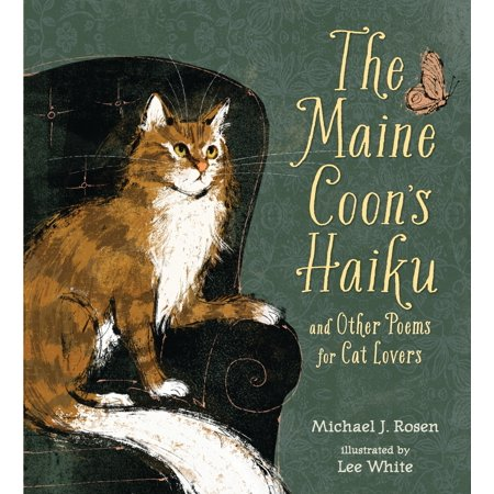 Halloween Haiku Poem (The Maine Coon's Haiku : And Other Poems for Cat)