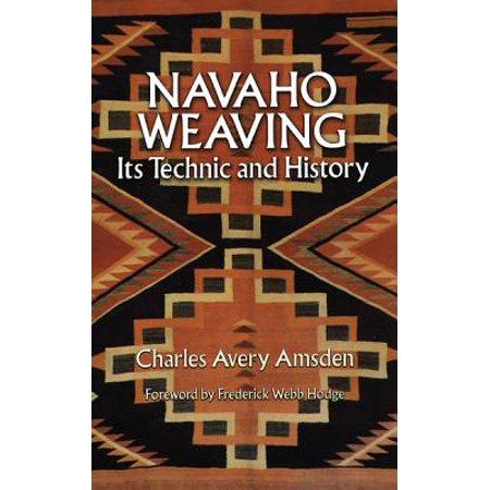 Navaho Weaving