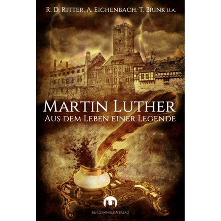 Martin Luther - eBook - Halloween Martin Luther