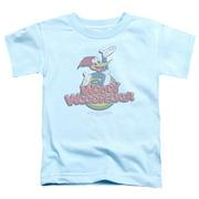 Woody Woodpecker Retro Fade Little Boys Shirt