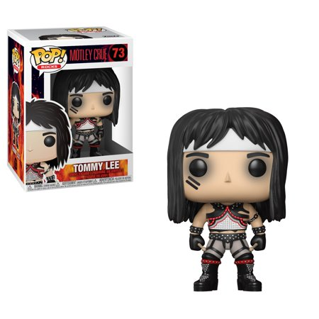 Funko POP! Rocks: S4- Mötley Crüe- Tommy Lee