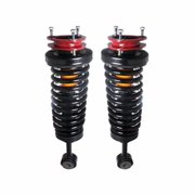 Airbagit COILSTRUTS-171348B 3 in. Lift Toyota Sequoia Left & Right Quickstruts Front - 2001 - 2007