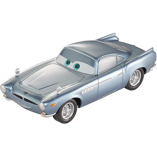 Disney Cars 2 Pull-Back Vehicle, Finn McMissile