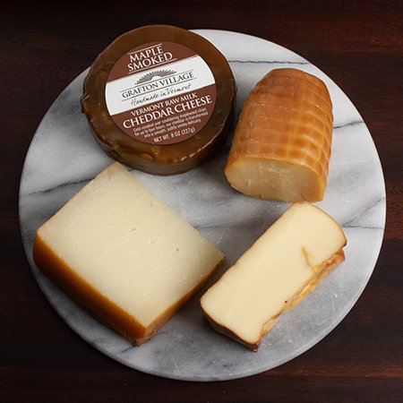 Smoked Cheese Assortment (33 ounce) (Best Cheese With Smoked Salmon)