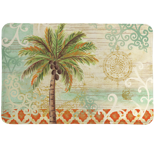 Laural Home Spice Palm Mat
