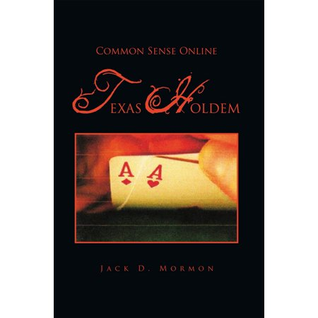 Common Sense Online Texas Holdem - eBook
