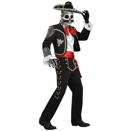 Mens Grand Heritage El Senor Costume (Heritage Costumes Coupon Code)