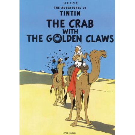 The Crab with the Golden - Eat Crab Claws