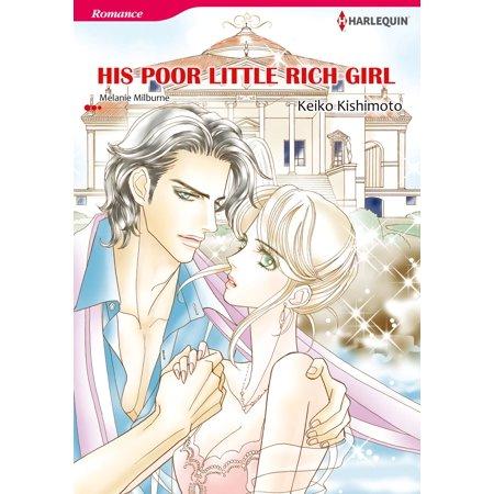 His Poor Little Rich Girl (Harlequin Comics) - eBook (Girls Of Comic Con)