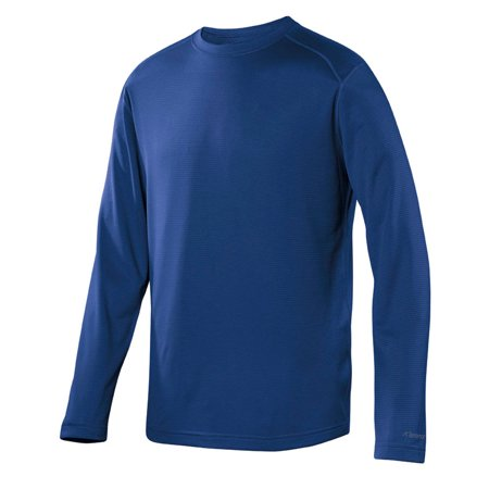 Terramar Body Sensors Helix Mountain Long Sleeve Tee Shirt - Men's