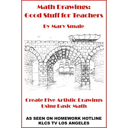 Math Drawings: Good Stuff for Teachers - eBook - Teachers Stuff