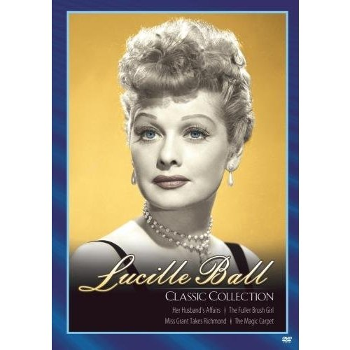 Lucille Ball Classic Collection: Her Husband's Affairs / The Fuller Brush Girl / Miss Grant Takes Richmond / The Magic Carpet