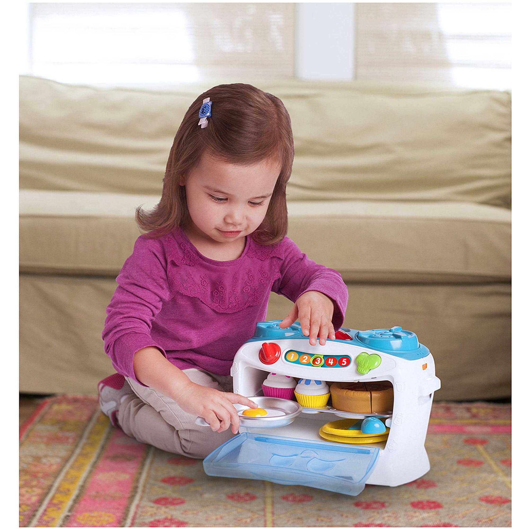 Learning Toys Toddler Girl : Leapfrog number loving oven kids girls pretend play toy
