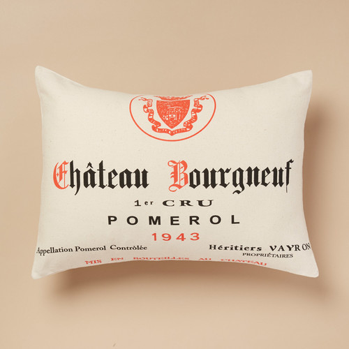 Amity Home Chateau Bourgneuf Cotton Lumbar Pillow