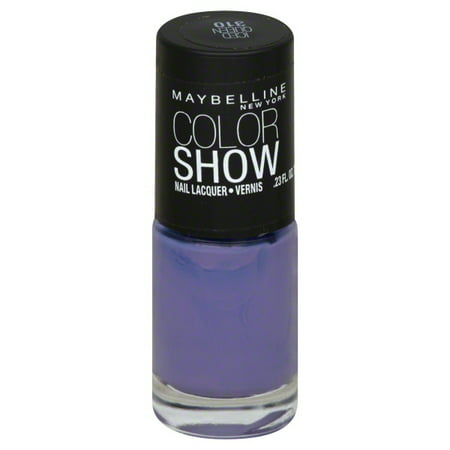 Maybelline Color Show Nail Color (Maybelline Nail Enamel)