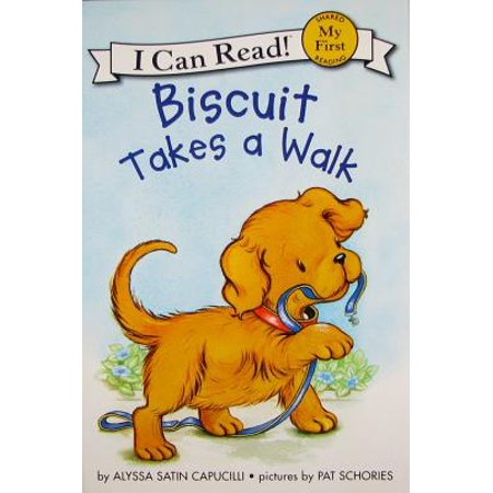 Biscuit Takes a Walk (Take A Worm For A Walk Week)