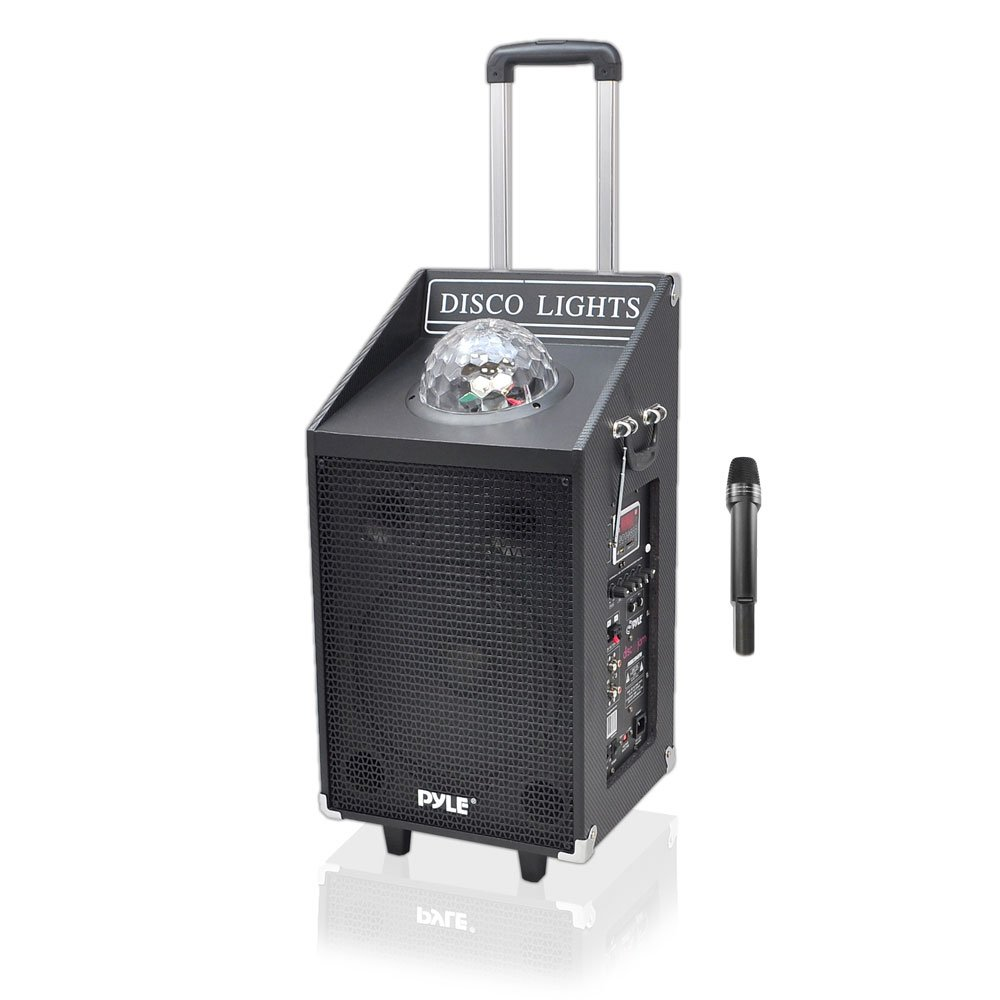 Pyle Pwma1594ufm Public Address System - 600 W Amplifier ...