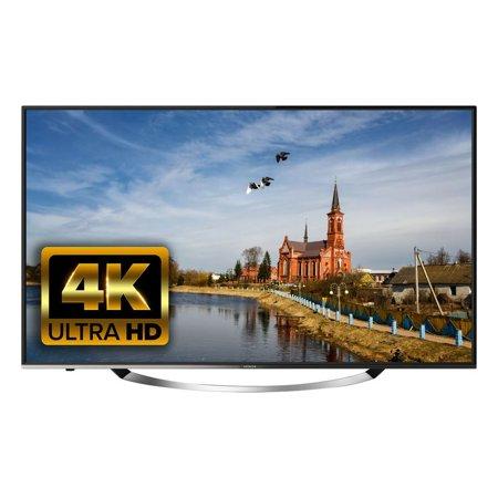 hitachi 55 class ultravision 4k uhd led tv lu55v809. Black Bedroom Furniture Sets. Home Design Ideas